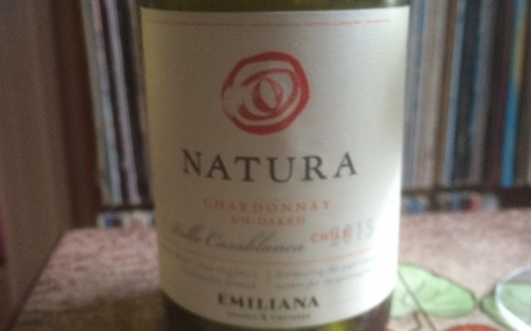 Dejlig økologisk hvidvin fra Chile – Superbrugsen