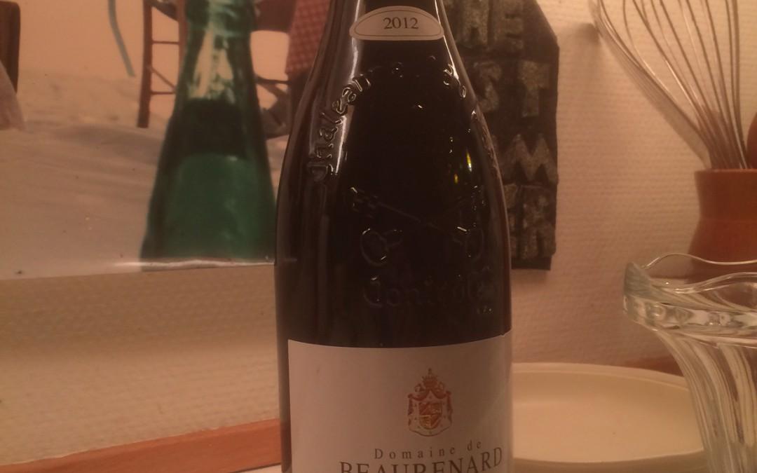 Ugens vin – biodynamisk Châteauneuf-du-Pape fra Domaine de Beaurenard