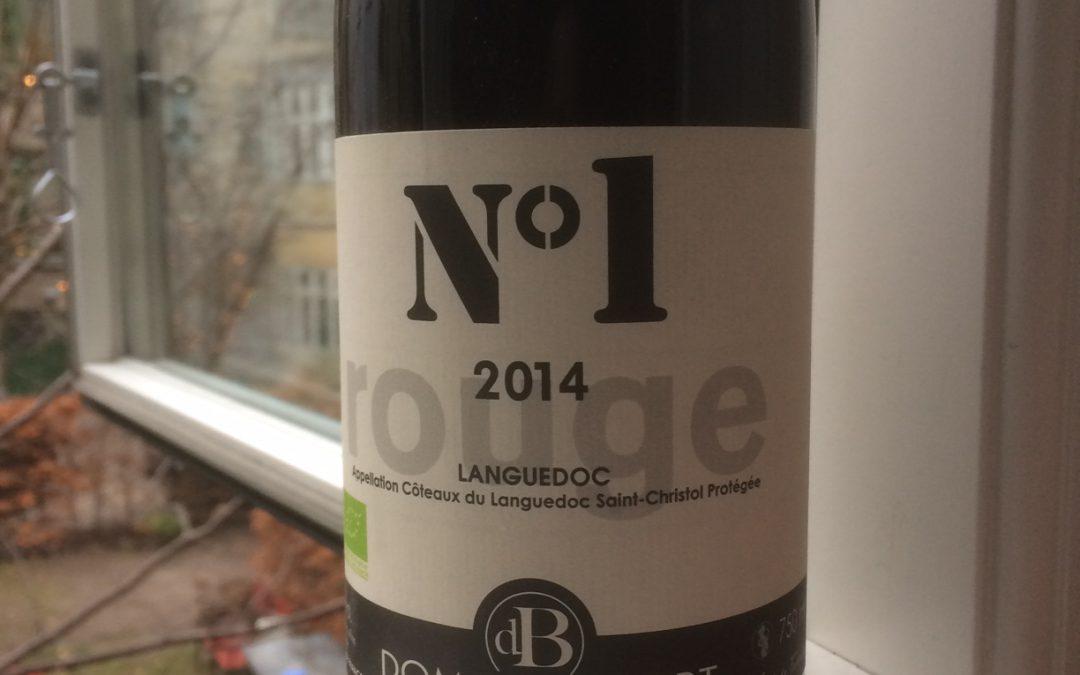 Ugens Vin – økologisk rød AOC Languedoc fra Domaine Bort