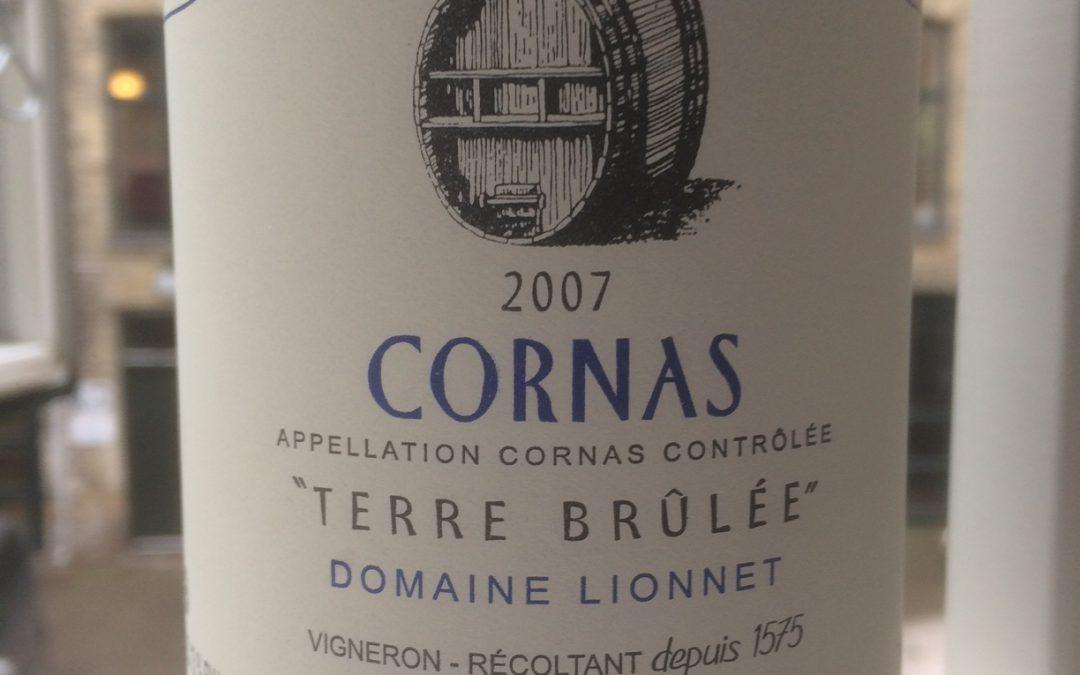 Ugens Vin – økologisk Cornas fra Domaine Lionnet i det nordlige Rhône