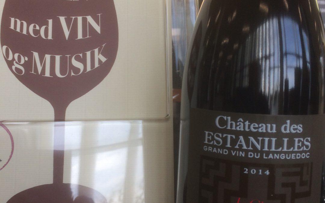 Ugens Vin – økologisk rød Languedoc fra Château des Estanilles
