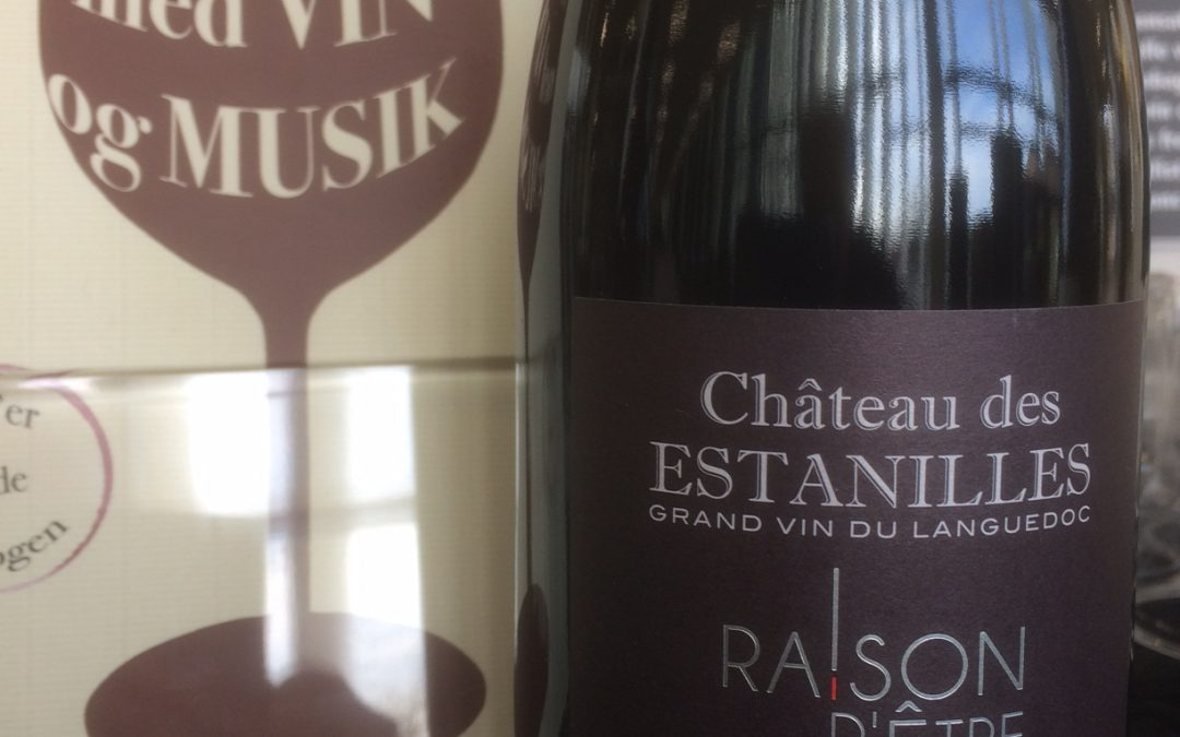 Ugens Vin – en økologisk rød Languedoc fra Château des Estanilles