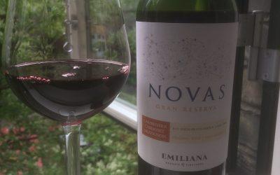 Ugens Vin – økologisk rød chilener