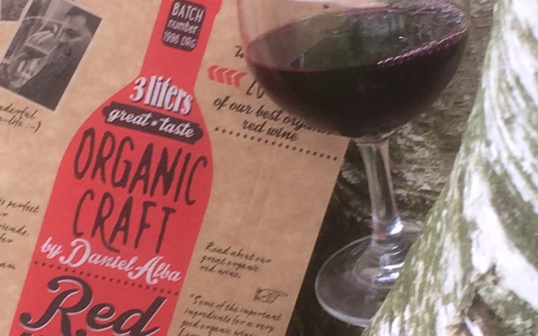 Ugens Vin – økologisk spanier