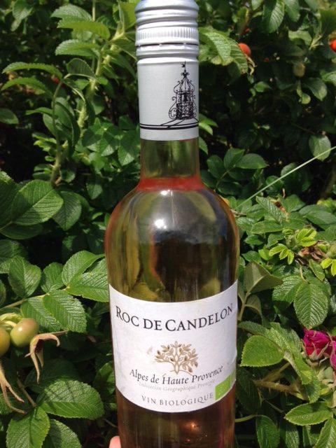 Ugens Vin – økologisk rose fra Provence