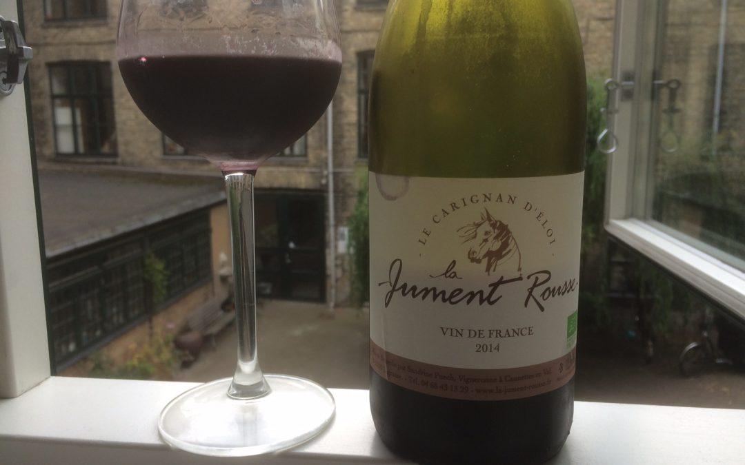 Ugens Vin – biodynamisk rød Corbières fra Domaine de la Jument Rousse