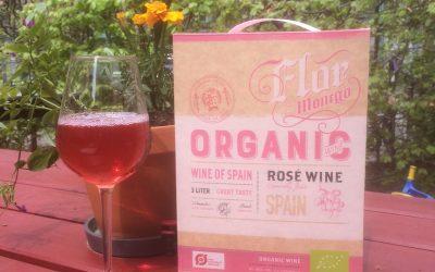 Ugens Vin – Økologisk rosé på dunk fra Spanien
