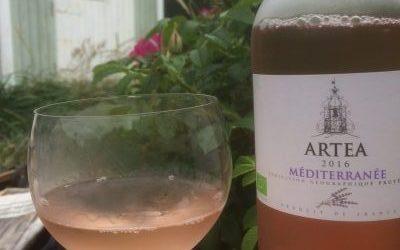 Ugens Vin – økologisk rosé fra Sydfrankrig