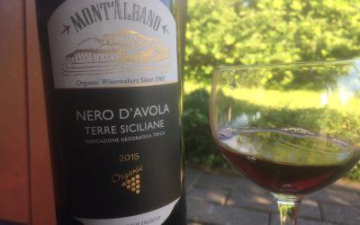 Ugens Vin – økologisk rød italiener fra Sicilien