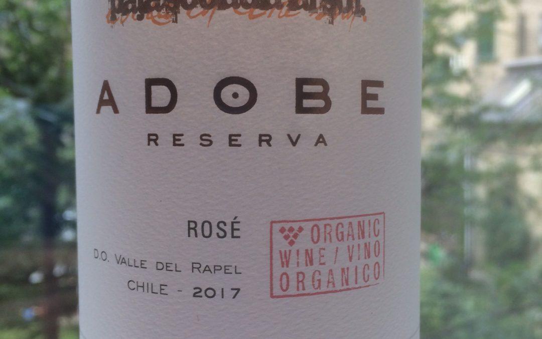 Ugens Vin – en økologisk rosé fra Chile